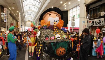 138ハロウィン ~おりものパレード~